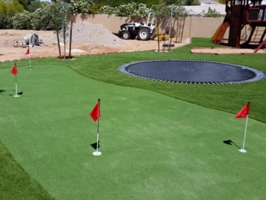 Artificial Grass Installation Grayson, California Putting Green Turf, Backyard Landscaping Ideas artificial grass