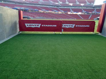 Artificial Grass Photos: Artificial Turf Cost Denair, California High School Sports