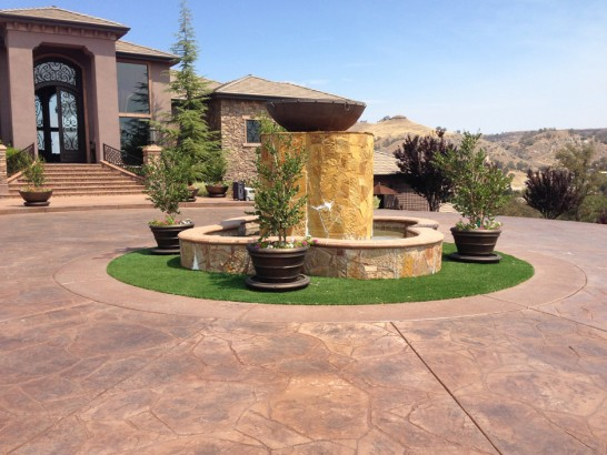 Artificial Grass Photos: Artificial Turf Keyes, California, Front Yard