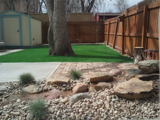 Artificial Grass Photos: Fake Grass Carpet Hughson, California Landscape Design, Backyard Garden Ideas