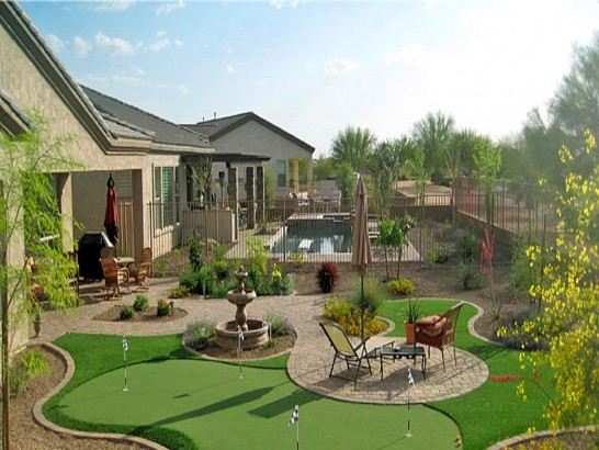 Fake Grass Modesto, California Landscape Design, Backyard Landscape Ideas artificial grass