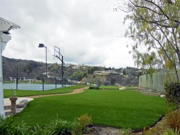 Artificial Grass Photos: Fake Grass Waterford, California Softball, Commercial Landscape