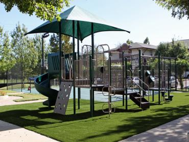 Artificial Grass Photos: Fake Grass Westley, California Upper Playground, Parks