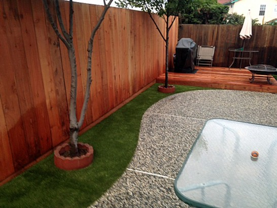 Artificial Grass Photos: Fake Lawn Hughson, California Landscaping Business, Backyards