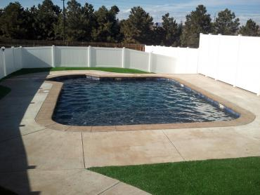 Artificial Grass Photos: Grass Turf Turlock, California Landscape Design, Backyard Makeover