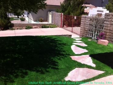 Artificial Grass Photos: How To Install Artificial Grass Turlock, California Gardeners, Front Yard Landscape Ideas
