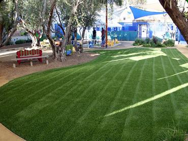 Artificial Grass Photos: Installing Artificial Grass Ceres, California Lawn And Landscape, Commercial Landscape