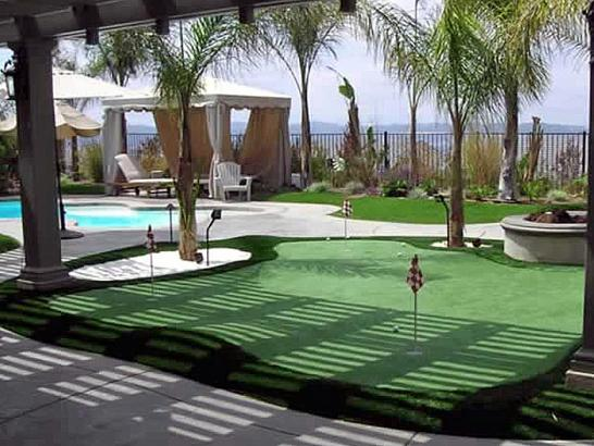 Artificial Grass Photos: Installing Artificial Grass Riverdale Park, California Paver Patio, Swimming Pool Designs