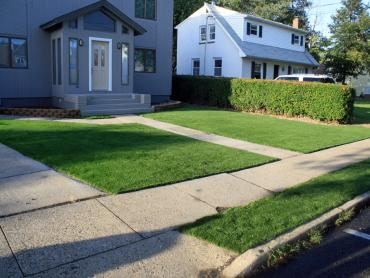 Artificial Grass Photos: Synthetic Grass Cost Waterford, California Lawn And Garden, Front Yard Design