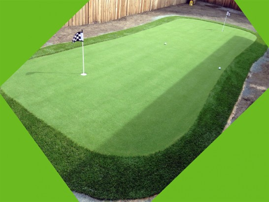 Artificial Grass Photos: Synthetic Grass Valley Home, California Putting Greens