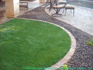 Synthetic Lawn Waterford, California Landscape Photos, Front Yard artificial grass