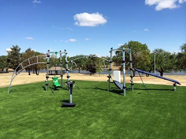 Artificial Grass Photos: Synthetic Turf Oakdale, California Upper Playground, Recreational Areas
