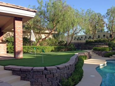 Artificial Grass Photos: Turf Grass Grayson, California Indoor Putting Greens, Backyard Garden Ideas