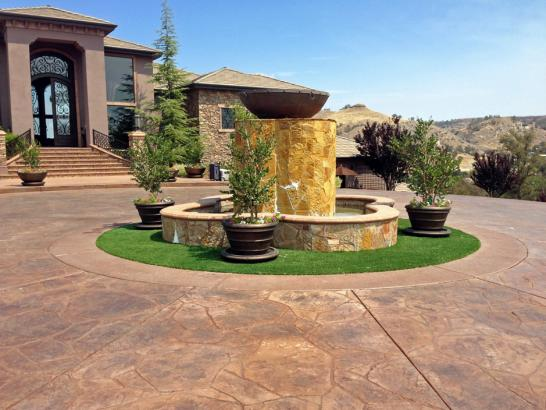 Artificial Grass Photos: Turf Grass Turlock, California Landscaping, Front Yard Landscaping Ideas