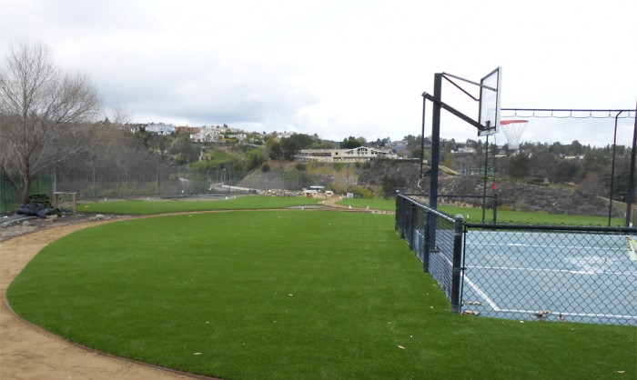 Artificial Grass for Playgrounds in Modesto